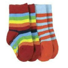BabySocks Spectrum Rainbow 2-er Pack