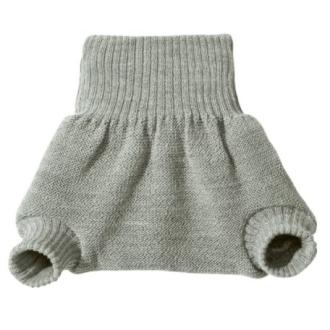 Baby  Windelhose Überhose Ringel doppelt Gr 62//68  Strickhose Wolle kbT