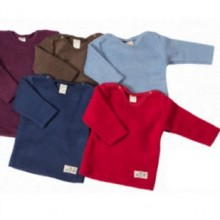 Baby Pullover Wollfrottee Shirt Lilano